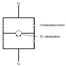 c u00e2blage des batteries de condensateurs haute tension