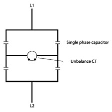 capacitor bank wiring modes